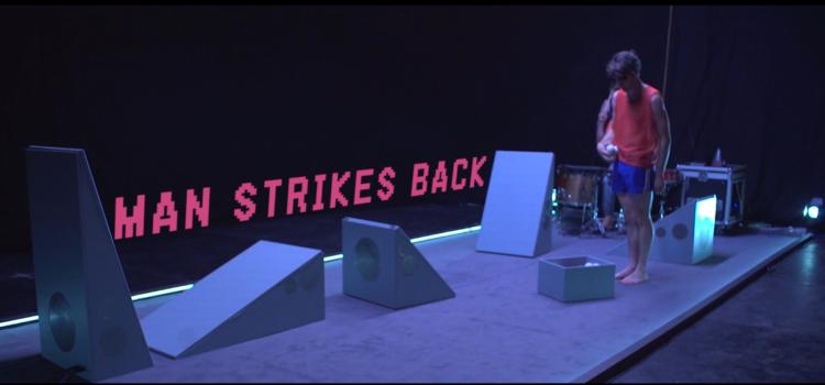 man strikes back